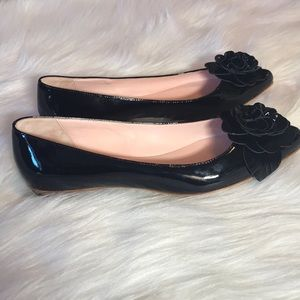 e30f1b21b36d kate spade Shoes - KATE SPADE ELLIE PATENT FLATS  FINAL PRICE